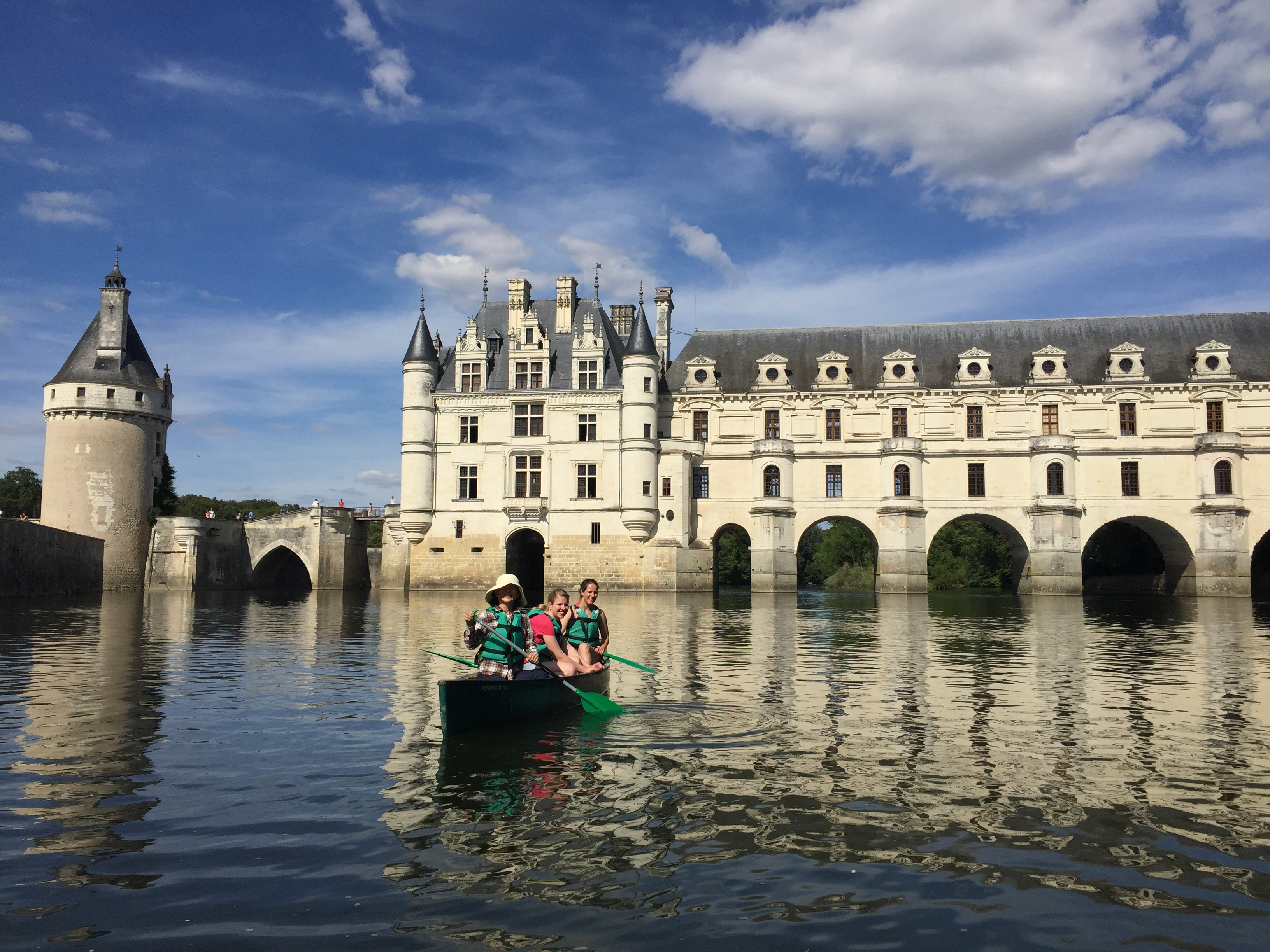Discover Chenonceau with CLE a language school