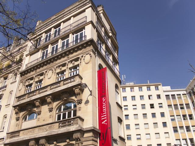 L'Alliance française Paris Ile-de-France